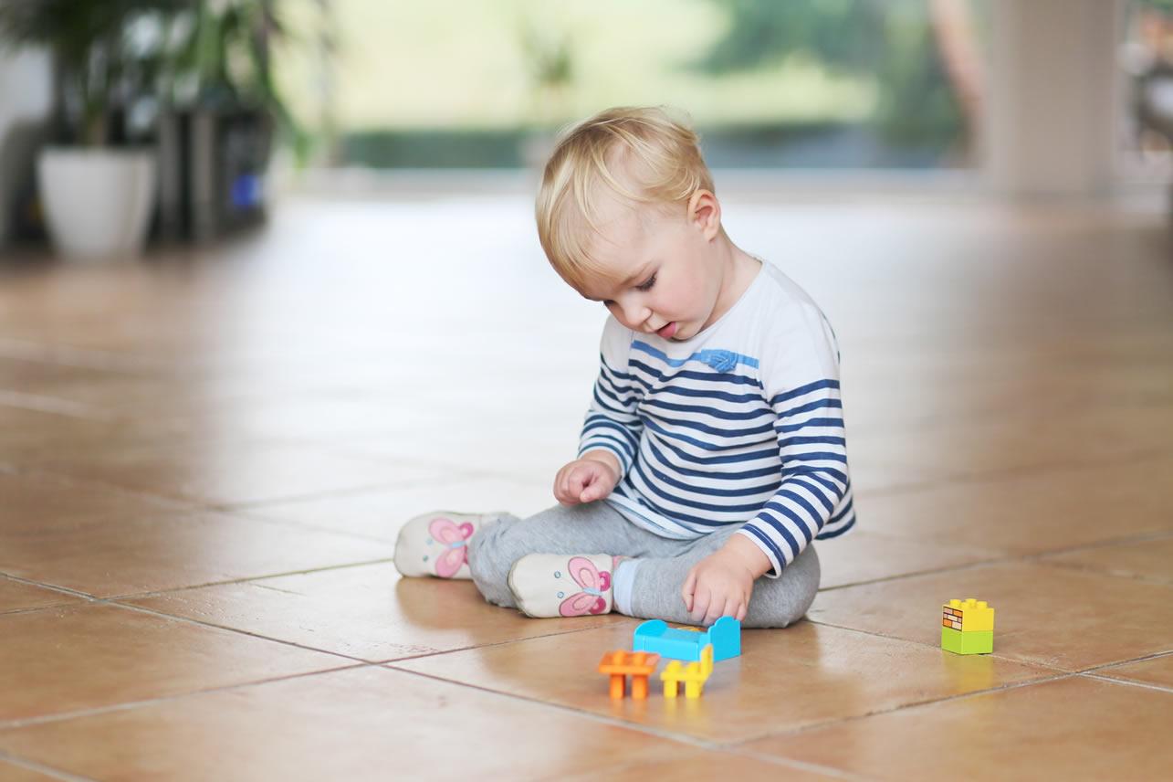 clean-tile-floor